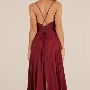 Dresses - Showpo  Make You Smile Dress  in wine 5057df1fd